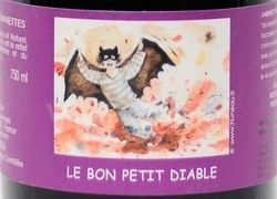 Le Bon Petit Diable_actual label