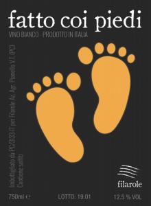 Filarole Fatto coi piedi