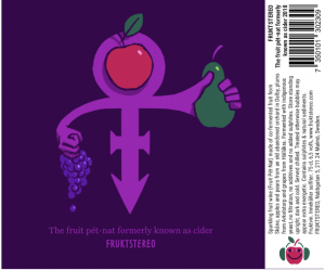 Fruktstereo FKA cider