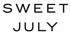sweet july magazine logo