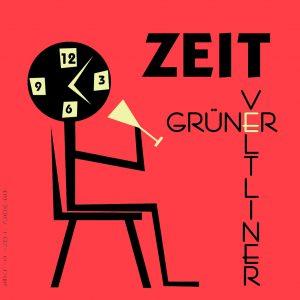 Zeit Gruner Veltliner Label