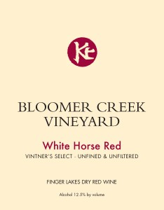 Bloomer White Horse (1)