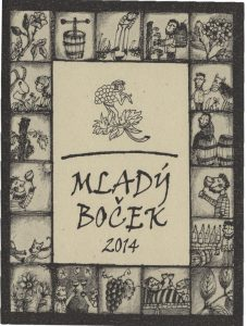 Stavek, Mlady Bocek, back