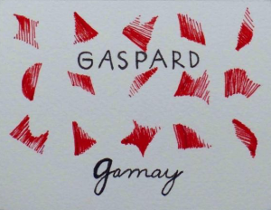 Gaspard Gamay Label