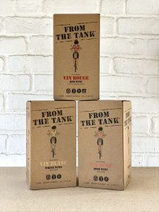 From The Tank wine boxes