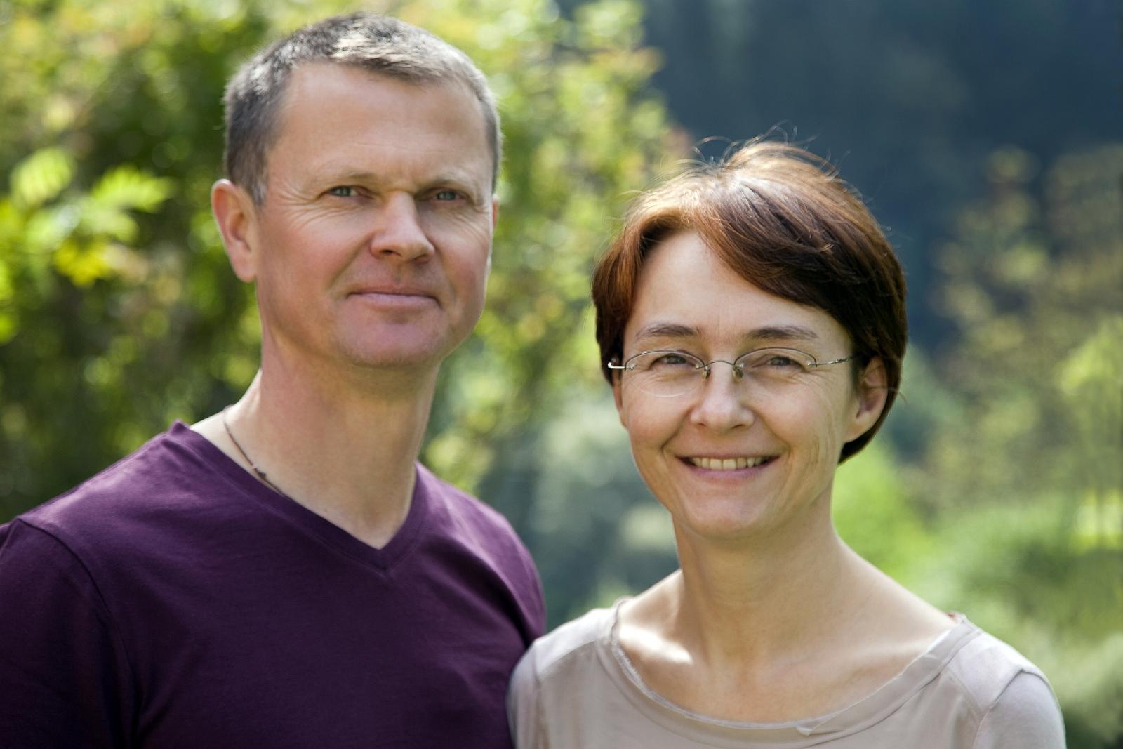 Alice und Roland Tauss (1)